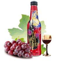 275ml紅葡萄加汽酒配制酒雞尾酒果酒洋酒全月優質泰國進口