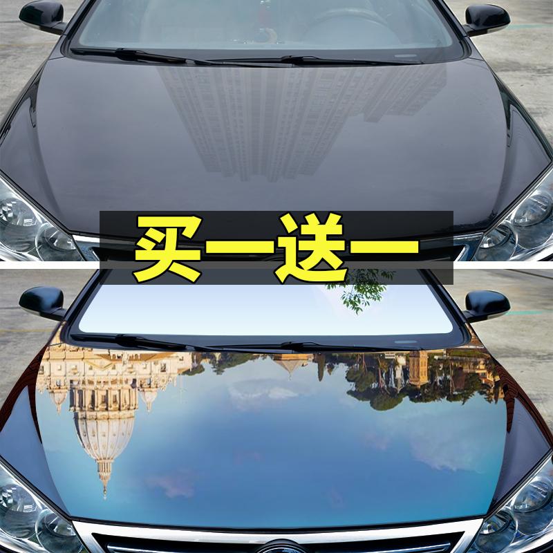汽车镀膜剂纳米喷雾剂水晶液体镀晶正品玻璃车漆渡晶液套装封釉蜡