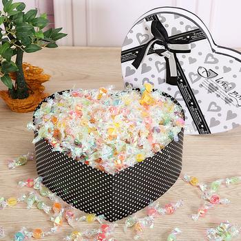 情人节生日礼品千纸鹤糖果礼盒装送男女朋友礼物365颗520颗包邮