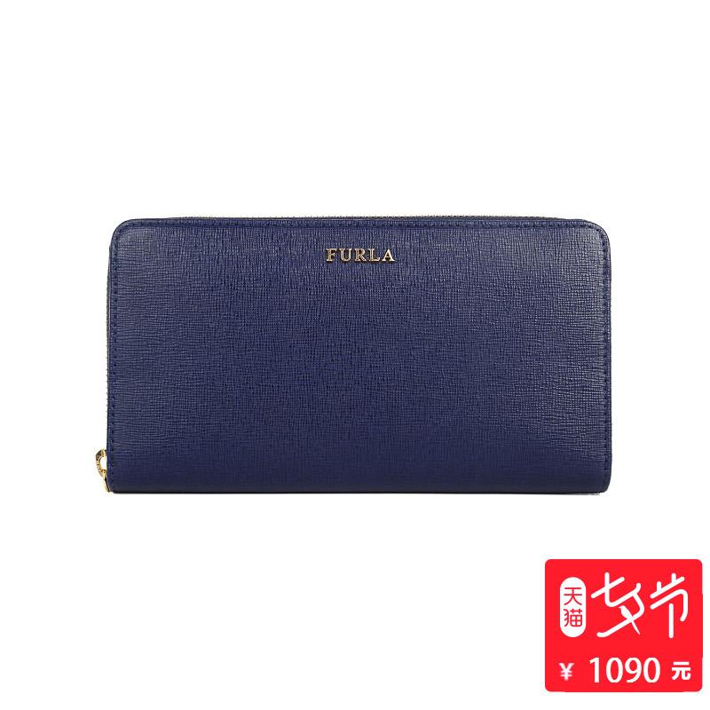 FURLA/芙拉新品女款牛皮钱包758741