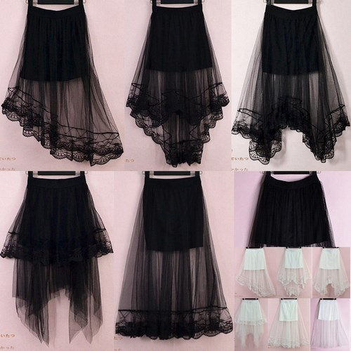 Fishtail skirt with buttock skirt and lace skirt Sasa skirt