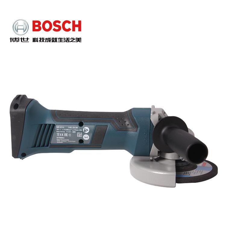 德国bosch gws18v-li充电角磨机