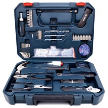 BSH BOSCH household multifunctional metal toolbox suits 12 pieces / 66 a / 66 a combination pliers with a screwdriver