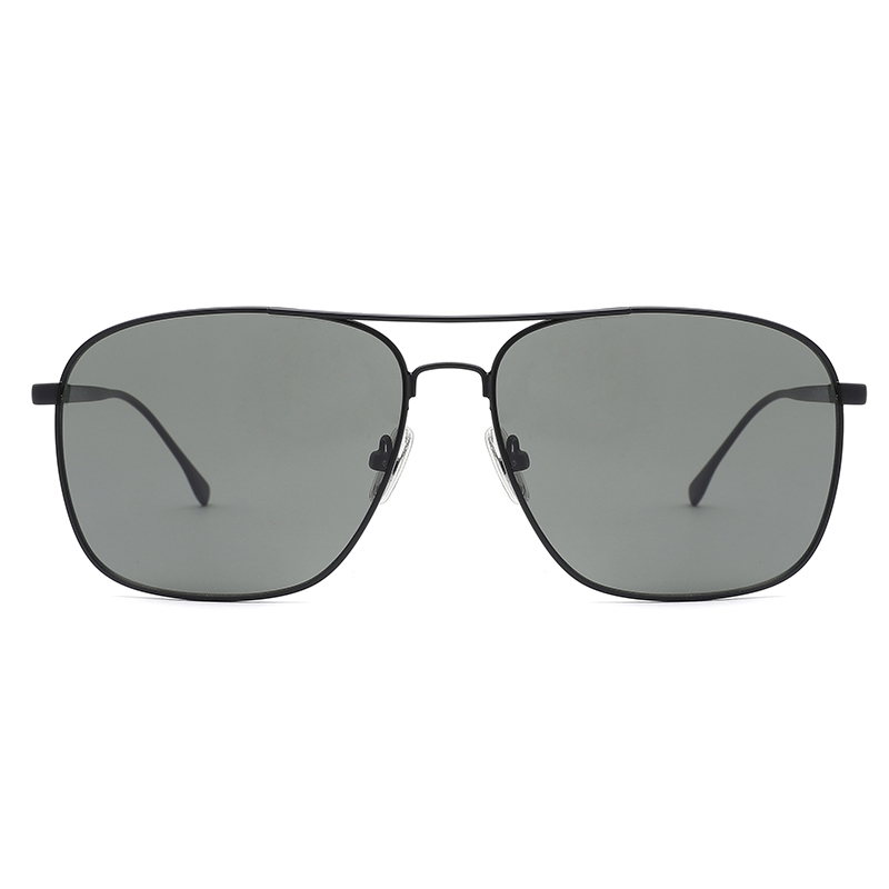 New fashion mens big frame sunglasses fishing driving glasses Pilot Sunglasses can be equipped with myopia 0898