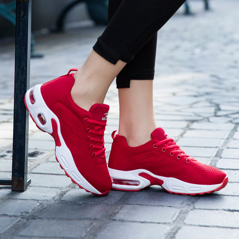 Girl shoes female Korean version high school students sports shoes women versatile barber special shoes cycling shoes