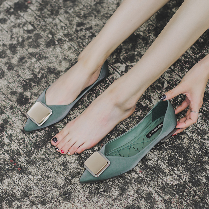 Doudou shoes womens new model in 2020