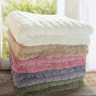 毛绒飘窗垫窗台垫阳台垫榻榻米垫子定做订做田园纯色韩版加厚价格