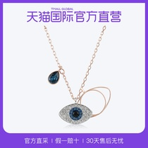 (Direct Battalion) Swarovski Swarovski Imported Necklace female Demon eye eye chain pendant 5172560