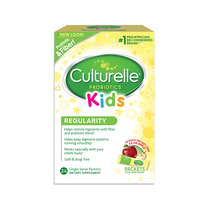 (direct) United States imports of culturelle childrens fruits and vegetables cellulose probiotic powder 24 bags