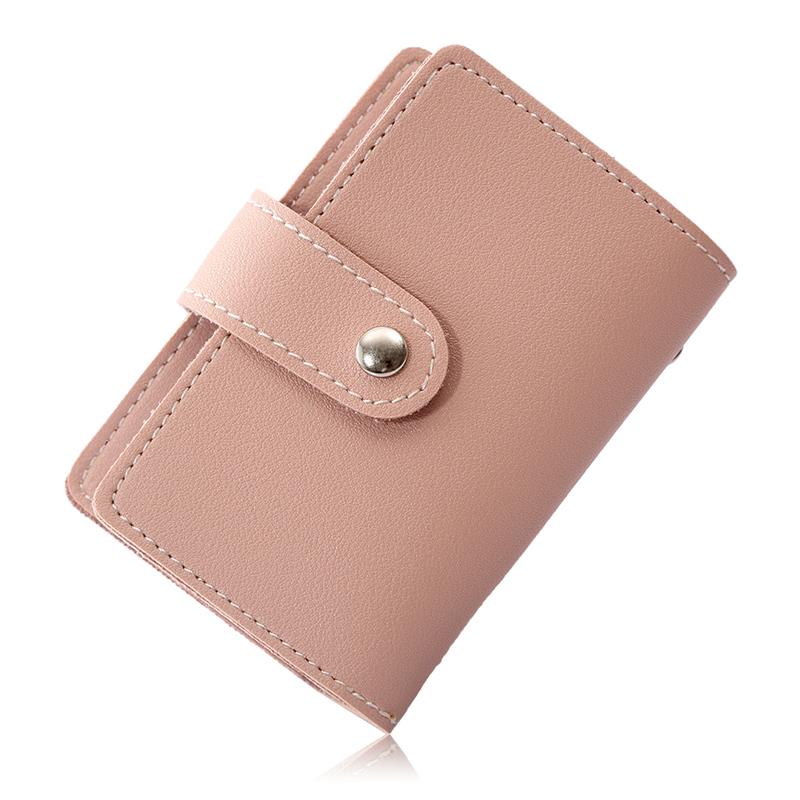 小巧卡包钱包一体包男女式韩国证件位超薄迷你可爱简约个性卡袋潮