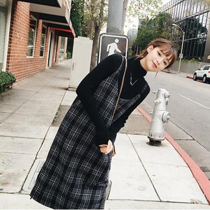 2019秋冬新款复古港味学生港风毛衣