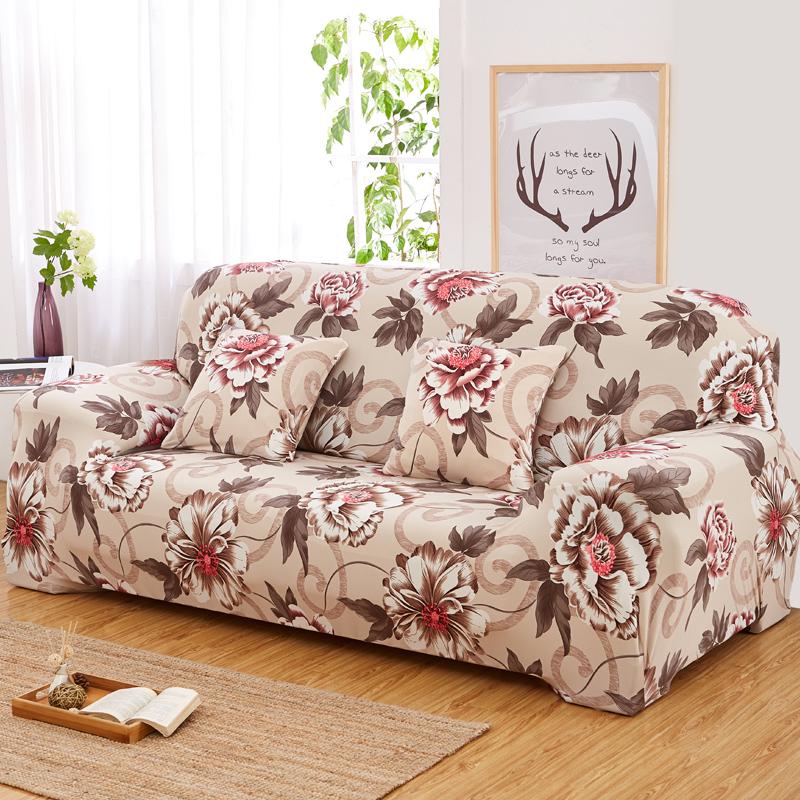 Универсальный эластичность диван комплекты пакет диван крышка полное покрытие плотно пакет скольжение сбор винограда кожа жировая ткань один три сочетание