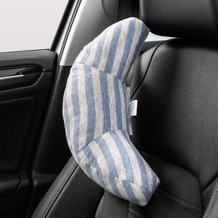 汽车用安全带护肩套头枕车内护颈靠枕舒适车载创意用品 睡觉神器