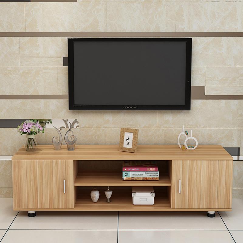电视柜简约现代组合套装茶几卧室电视机柜小户型客厅柜