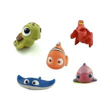 迪斯尼正版水下浮力玩偶潜水员气瓶标志BCD挂件水下公仔跟屁虫