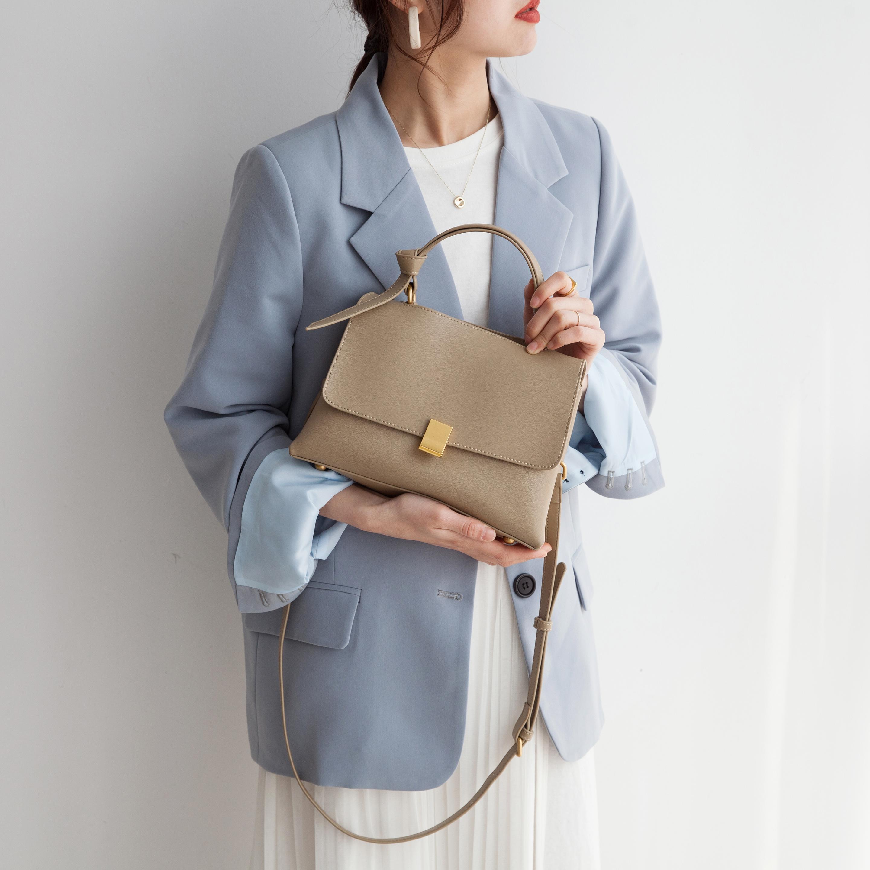 包包2020新款潮夏季ck手提包女气质女神单肩包小众包包女斜挎包女图片