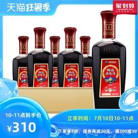 保健食品酒椰岛鹿龟酒500ml*12瓶经典款整箱父母长辈养生补酒敬老