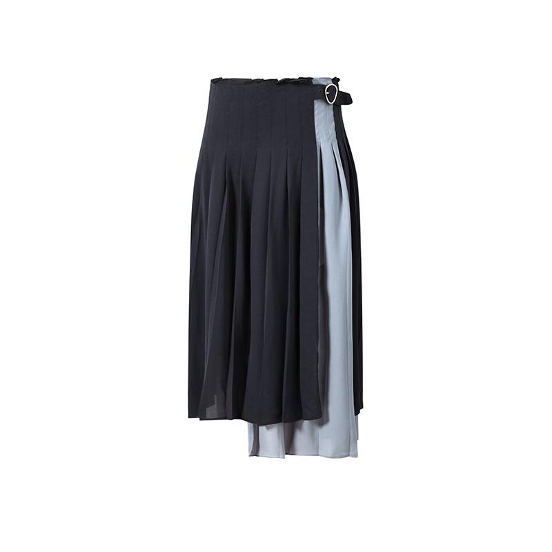 商场同款诗凡黎2020春夏新款半身裙