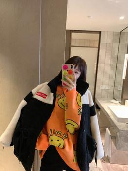 ◆张静芝韩国东大门冬季时尚棉服