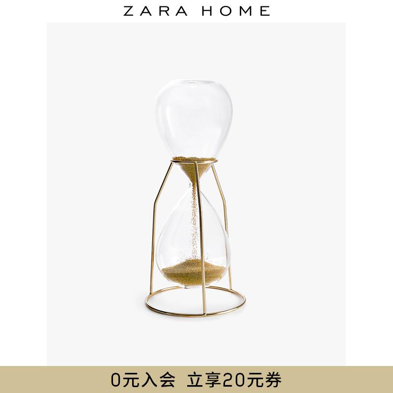Zara Home 金色结构沙漏 49260043302