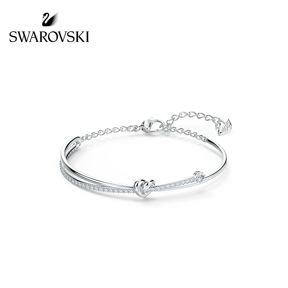 Swarovski LIFELONG HRT Beloved Bright Female Bracelet Jewelry For Girlfriend
