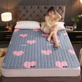 四季通用防滑床垫床护垫可机洗榻榻米床褥子保护垫单双人学生宿舍