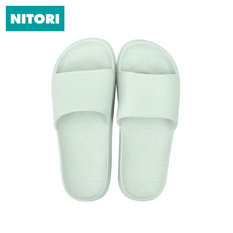 Япония NITORI нигерия достигать прибыль комнатный прохладно торможение простой,но изысканный творческий этаж шлепанцы комнатный прохладно торможение ванная комната шлепанцы