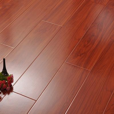 木地板强化复合耐磨防水厂家直销家用装修卧室客厅12mm板木质地板