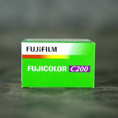 Фотопленка Fujifilm 200 C200 135