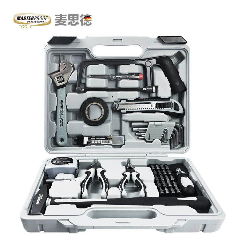 Germany Meister Home German Toolbox Combination Set Multifunctional Repair Hardware Box Auto Repair Combination Box