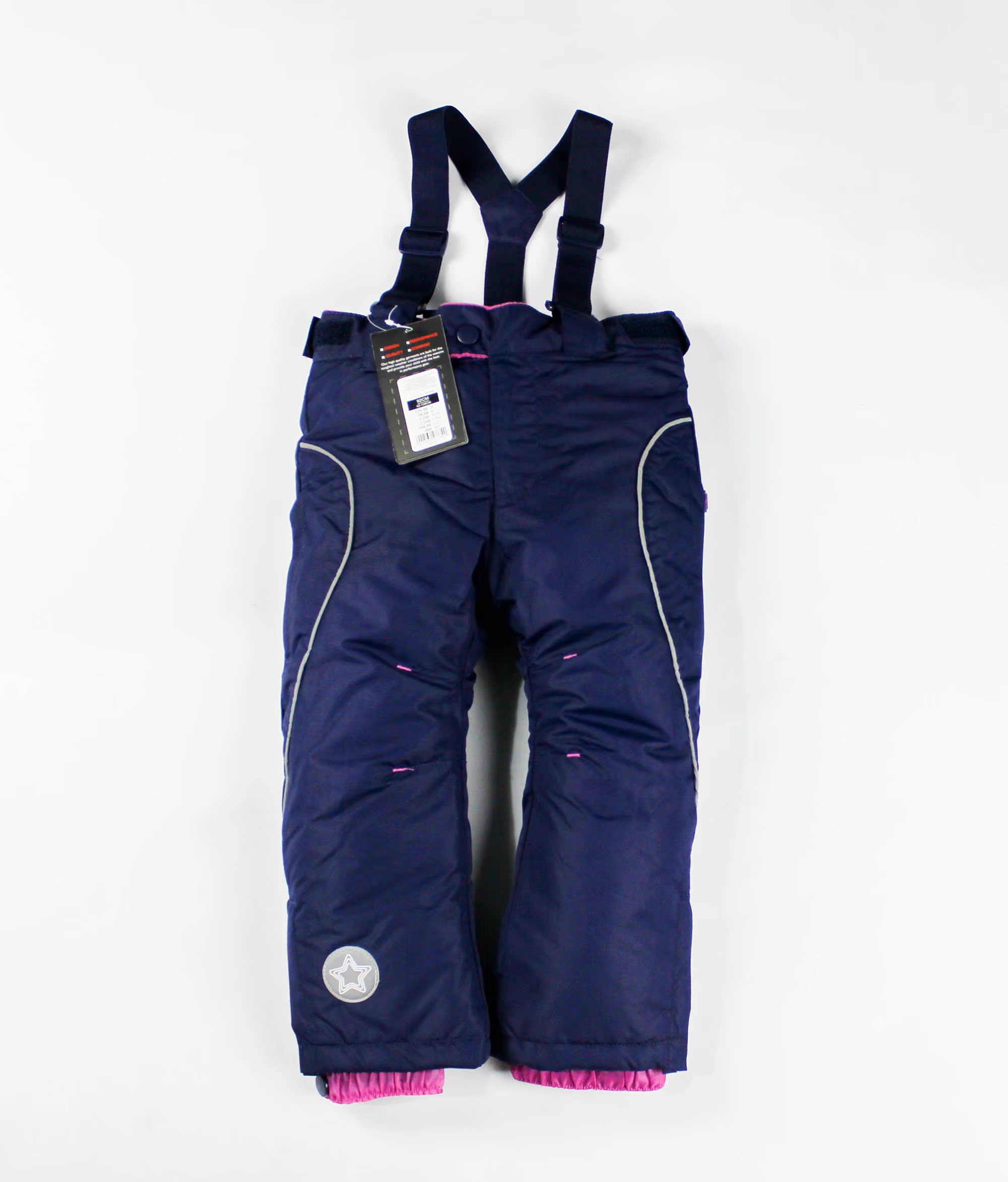 Качественный импортный товар девочки катание на лыжах брюки