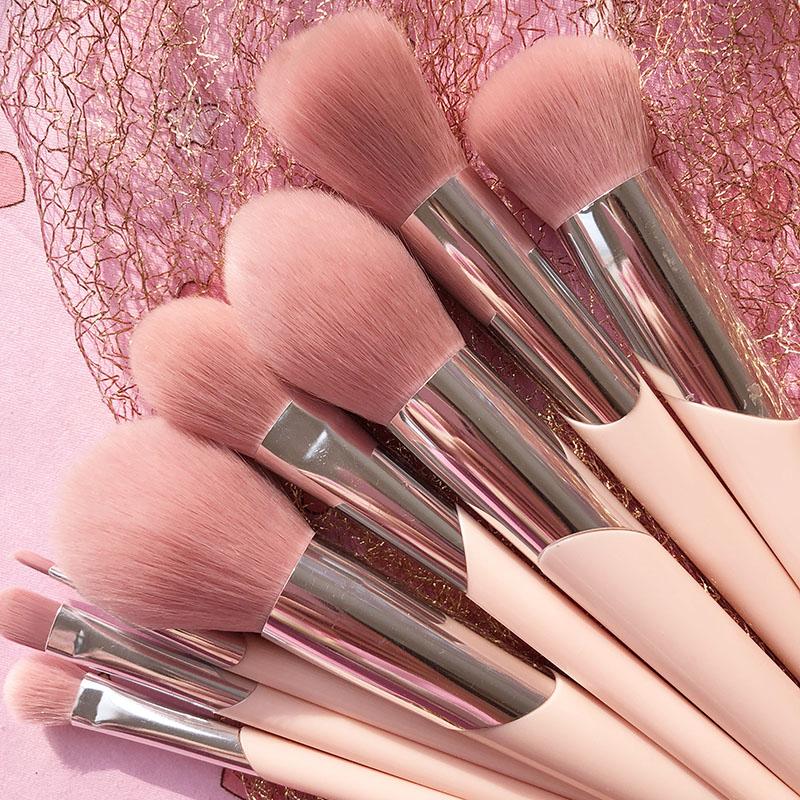 (用22.2元券)化妆刷套装全套化妆工具刷子散粉刷眼影刷唇刷眉刷鼻影刷腮红刷