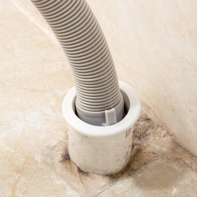 Ванная комната вода дорога перстнем крышка стиральная машина дренажная труба трап крышка кухня запуск трубы дезодорация печать пробка