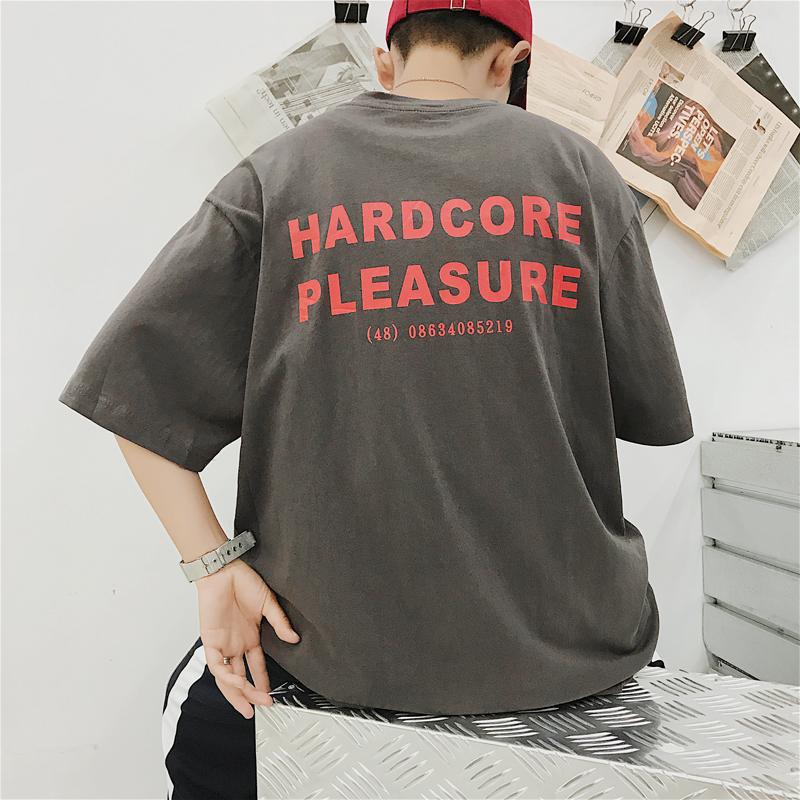 【断码优品】满48元包邮◆2018夏季新款男装学生青少年T恤