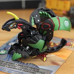 正版散货爆丸初代一代世嘉日版mk2魔龙变形恐龙蛋稀缺款爆丸小子