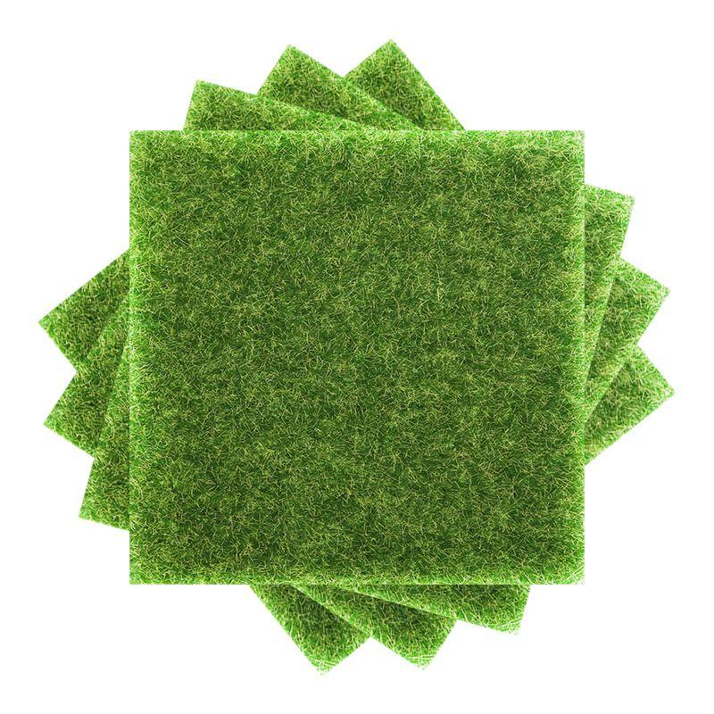 仿真草坪青苔草皮假苔藓装饰户外室内阳台绿色地毯垫子微景观造景