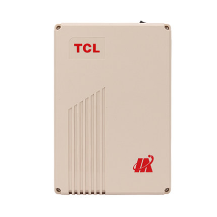 Authentic TCL 432ml group telephone exchange 4 external line 32 extension 4 in 32 out with secondary display