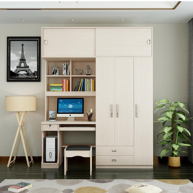 Компьютерный стол купальник кабинет компьютер тайвань золотую медаль многофункциональный сочетание небольшой шкаф семья одежда кабинет компьютерный стол кабинет сочетание