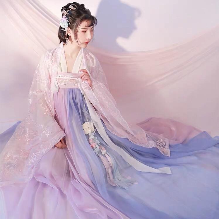 即将绝版彼岸花超仙公主汉服