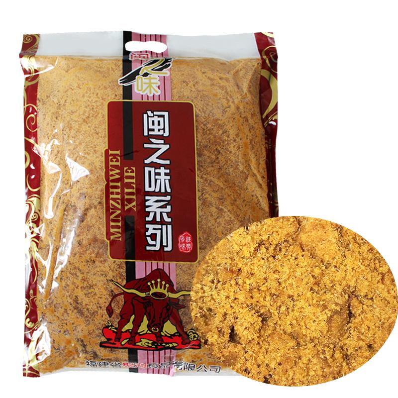 闽之味香酥猪肉松寿司手抓饼紫菜饭团包饭肉松烘焙原料大袋2.5kg