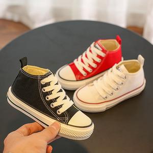 内增高小码帆布鞋女31 32 33 34码女鞋子新款小脚休闲鞋女313233