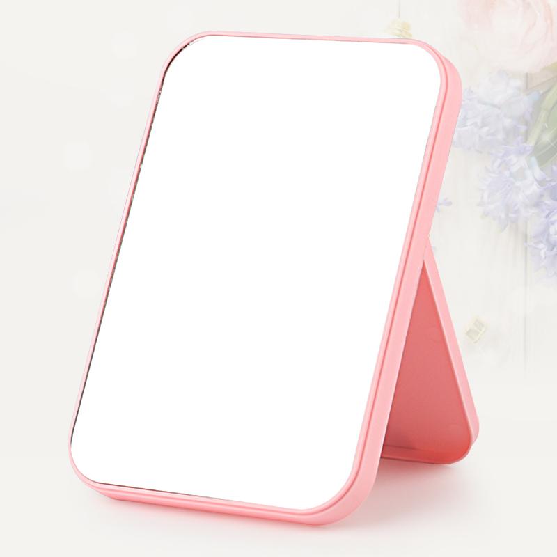 Hd один косметическое зеркало сын рабочий стол соус зеркало косметология принцесса зеркало сложить квадрат зеркало просто мода модель