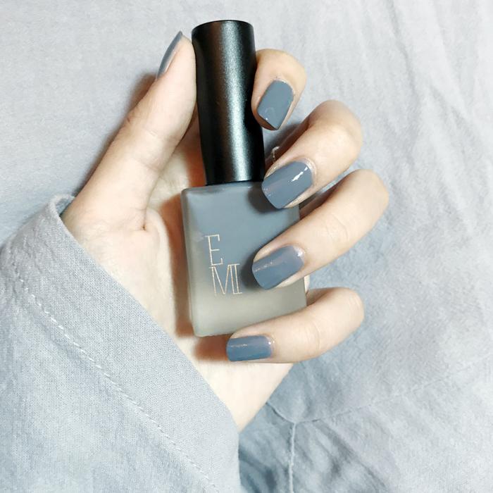 Stone third small 0 yuan wooden wooden nail, nail polish does not fade.