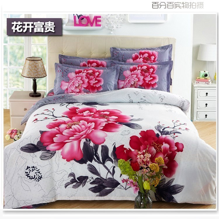 纯棉儿童床上用品四件套 全棉男孩男童卡通床品床单被套1.2m1.5。
