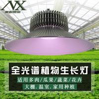 全光谱植物灯生长灯工矿灯室内花卉育苗大棚温室LED多肉补光灯