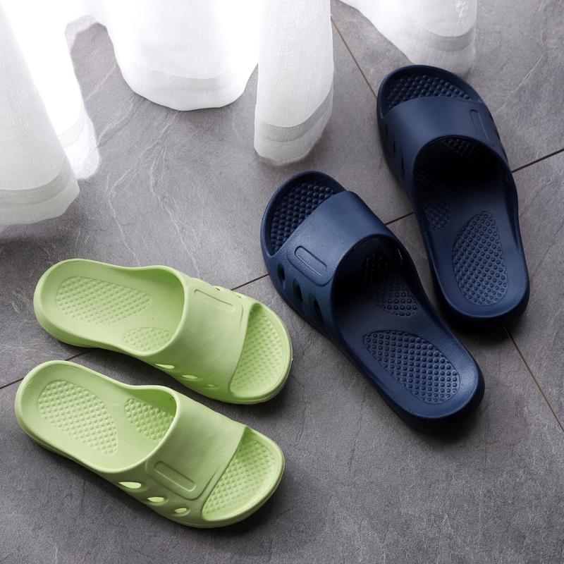 米奇菱浴室拖鞋夏季男女士居家情侣拖鞋洗澡拖鞋室内地板凉拖鞋女