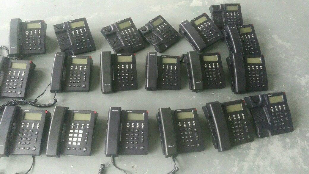 Second hand simple atcom at810p network SIP telephone ip telephone VoIP telephone Poe network telephone