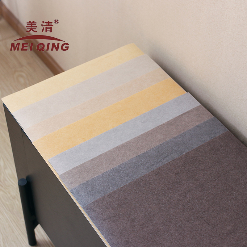 网红拍照背景灰色黄色电视机柜书桌布ins纯色电视柜桌布盖布PVC垫