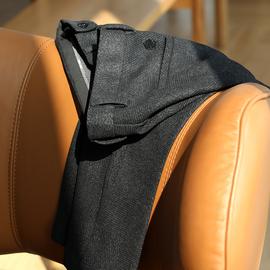 免烫定织提花!精选澳洲羊毛!男士秋冬弹力时尚商务西裤休闲裤潮图片