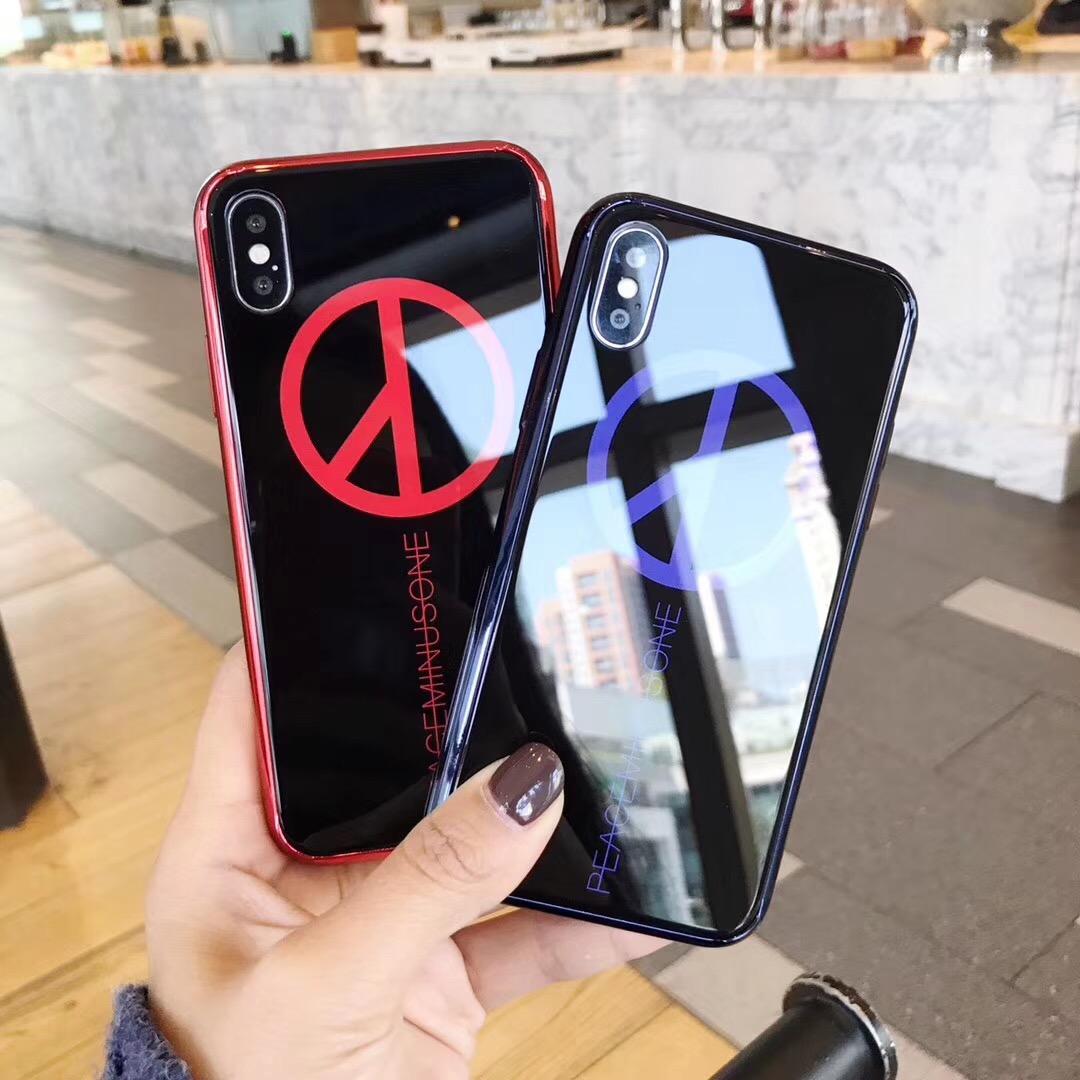 苹果X手机壳iPhone7 plus情侣个性8plus/i6s/i6sp/6s/10网红女新款潮牌韩国6S/7P抖音同款男女款创意大气奢华